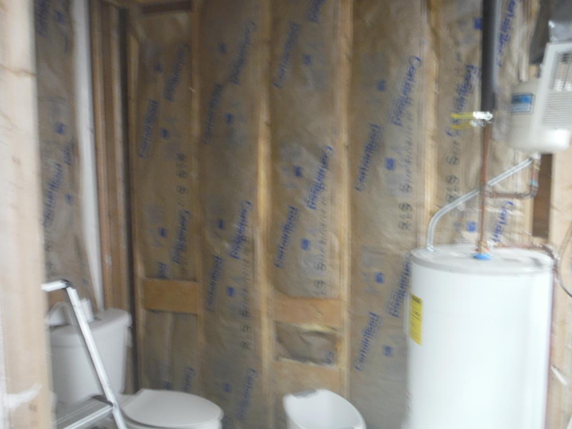 Interior Water Damage Repair Pro Maintenance Group Llc